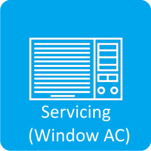 Servicing (Window AC)