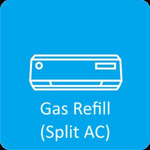 Gas Refill - 1 Ton AC