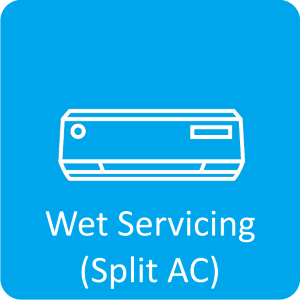 Servicing (Split AC)