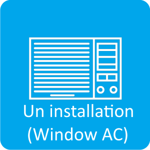UnInstallation (Window AC)