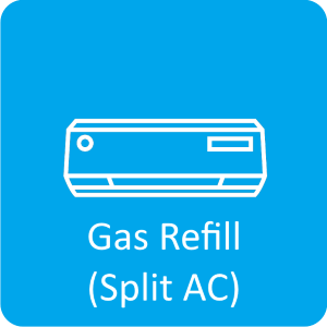 Gas Refill - 2 Ton AC
