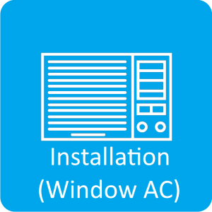 Installation (Window AC)